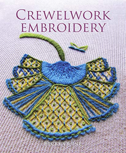 Crewelwork Embroidery (English Edition)