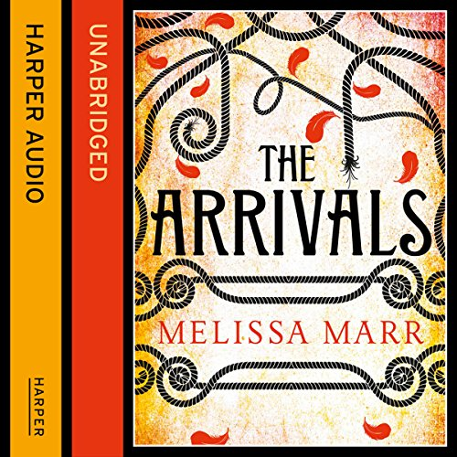 The Arrivals audiobook cover art