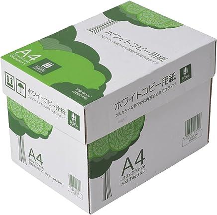White copy paper A4 500 sheets x5 books/box high white