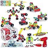 Bloques de Construcción, Juguetes para Niños de 5, 6, 7 Años y Mayores, Aprendizaje de Juegos de...