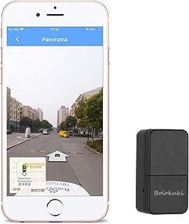 $22 » Sponsored Ad - Bolokuki Mini GPS Tracker Kids Tracker Device Personal GPS Locator Backpack Tracker Magnetic Car Vehicle GP...