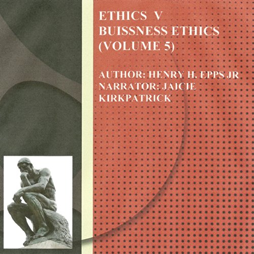 Ethics Volume Five audiobook cover art