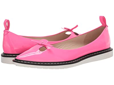 Marc Jacobs The Mouse Shoe (Neon Pink) Women