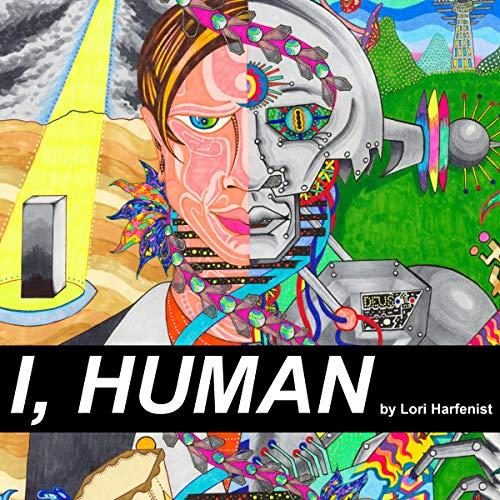 I, Human audiobook cover art