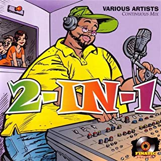 2-IN-1 Continuous Mix (Various Artists)