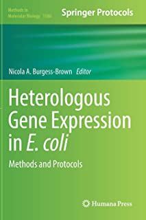 Heterologous Gene Expression in E.coli: Methods and Protocols (Methods in Molecular Biology)
