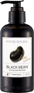 Nature Republic Black Bean Anti Hair Loss Shampoo 300ml /10.14 Oz