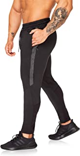 featured product Kamo Fitness Men's Bottoms Lightweight Tapered Joggers Workout Running Sweatpants