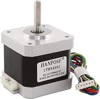 AM 17HS4401 - Motor Paso a Paso para Impresora 3D CNC (42 mm ...