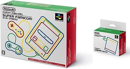 ニンテンドークラシックミニ スーパーファミコン+USB ACアダプター