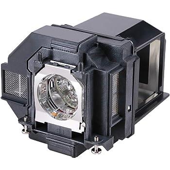 EB-965 EB-S18 compatibile con Elplp78 EB-98 EB-SXW18 EB-955W adatta per EB-945 EB-SXW03 Qualit/à Lampada di ricambio per proiettore con alloggiamento Supermait EP78 A EB-S17