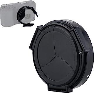 JJC 自動開閉式レンズキャップ Ricoh GR Mark III GR3 GRM3 専用 レンズ保護 防塵 耐スクラッチ