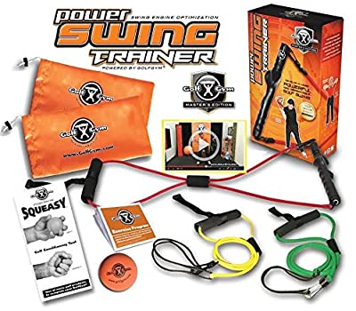 GolfGym PowerSwing Trainer Masters