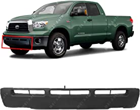 MBI AUTO - Textured, Front Bumper Center Lower Valance Cover for 2007 2008 2009 Toyota Tundra 07 08 09, TO1095199