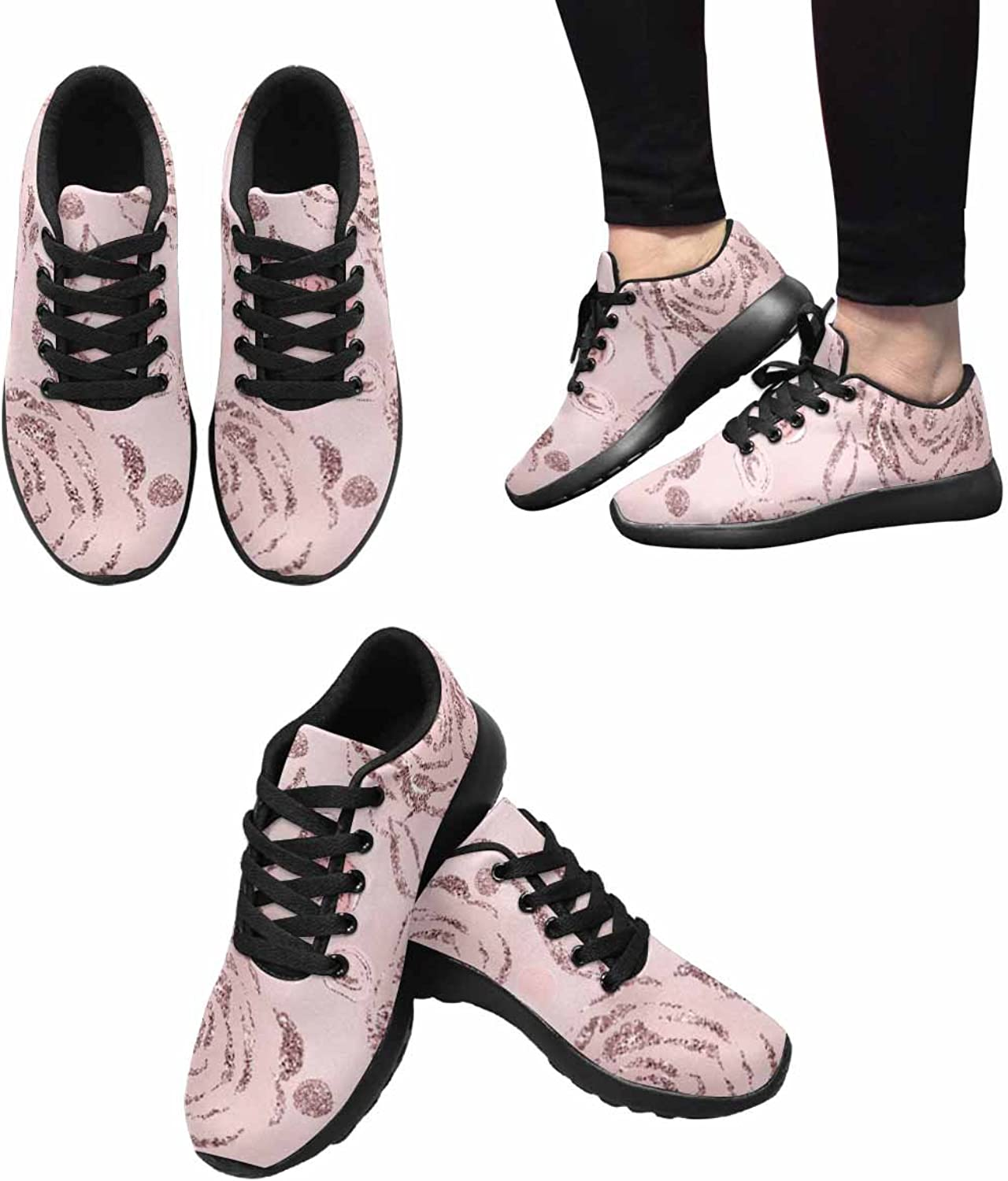 VIC Women's Lightweight Casual Walking Athletic shoes Breathable Running Sneakers