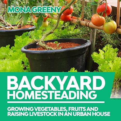 Backyard Homesteading cover art