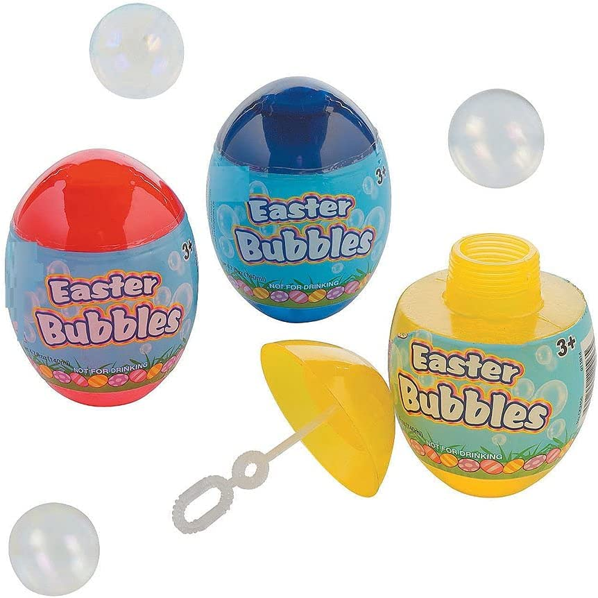 Esunagari Stores 12 Credence Piece Challenge the lowest price of Japan ☆ Easter Egg Bubbles