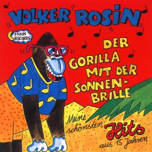 Der Gorilla mit der Sonnenbrille, 1 CD-Audio