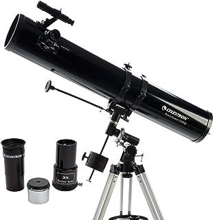 Celestron 21045 Power Seeker Telescope, Reflector, Black