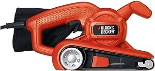 BLACK+DECKER 720W Belt Sander, 75mm x 457mm