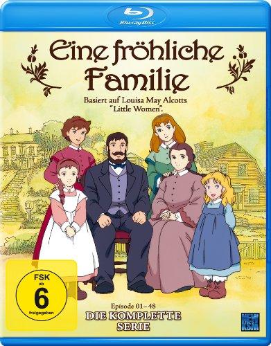 Eine fröhliche Familie - Die komplette Serie (Episoden 01-48) [Blu-ray] [Alemania]
