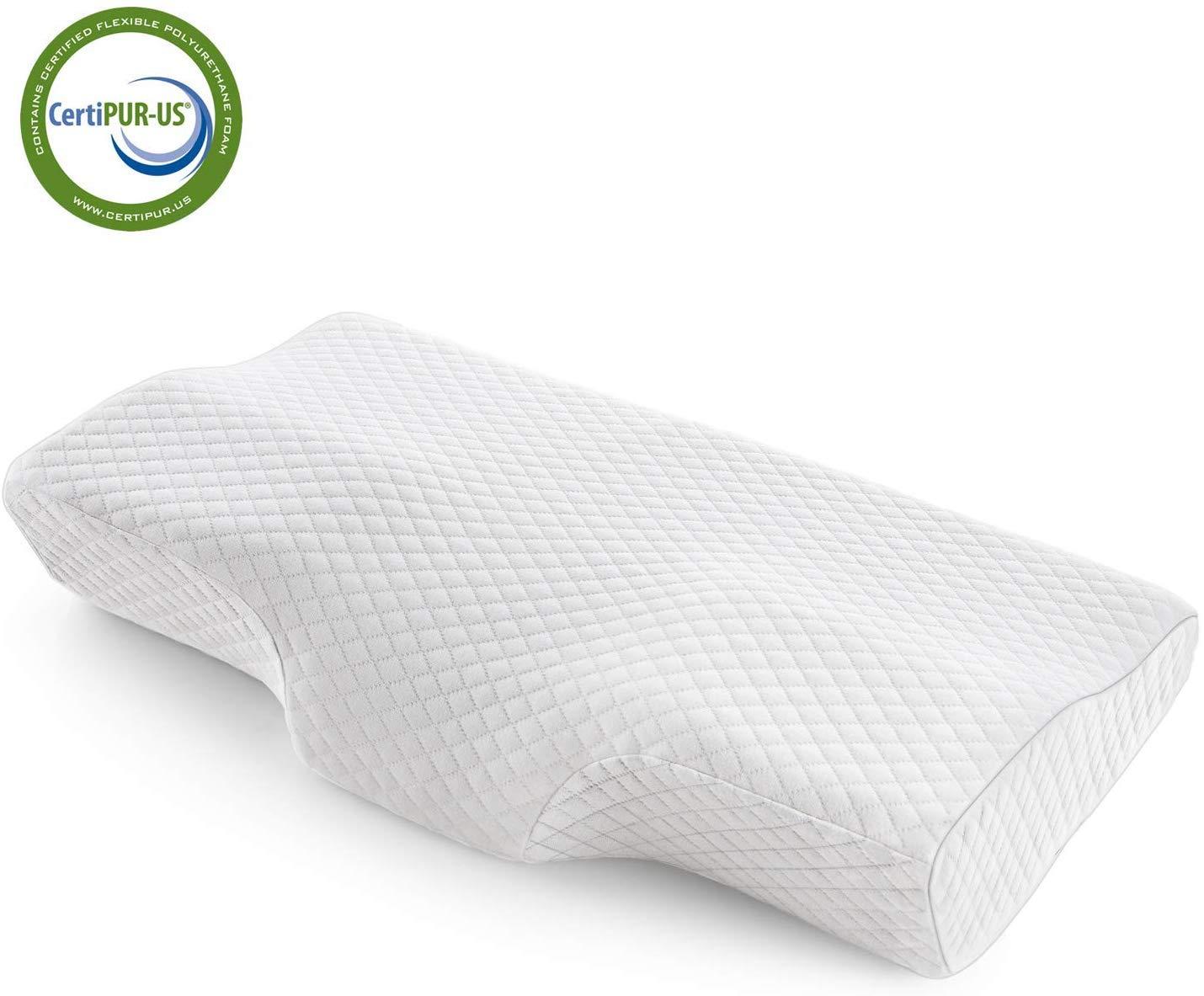 Memory Orthopedic Sleeping Pillows Cervical