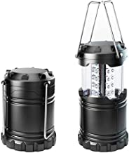 Lantern New Ultra Bright LED Lantern - Camping Lantern - Collapses - Suitable for: Hiking, Camping, Emergencies, Hurricane...