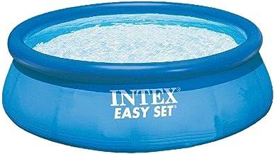 Intex Easy Set Piscina Set, Azul, 366x 366x 76cm, 5,62L, 28132GN