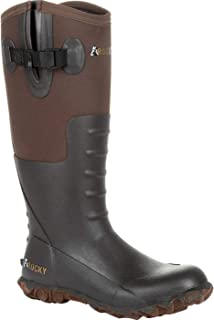 ROCKY Core Chore Women's Rubber Outdoor Boot Knee High