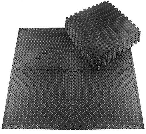 StillCool Esterilla Puzzle para Suelos, Puzzle Fitness Mat-2