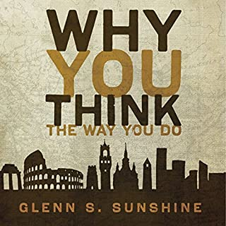 Why You Think the Way You Do audiobook cover art