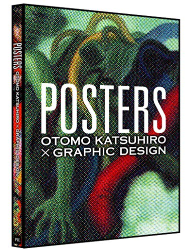 Otomo Katsuhiro Posters X Graphic Design.