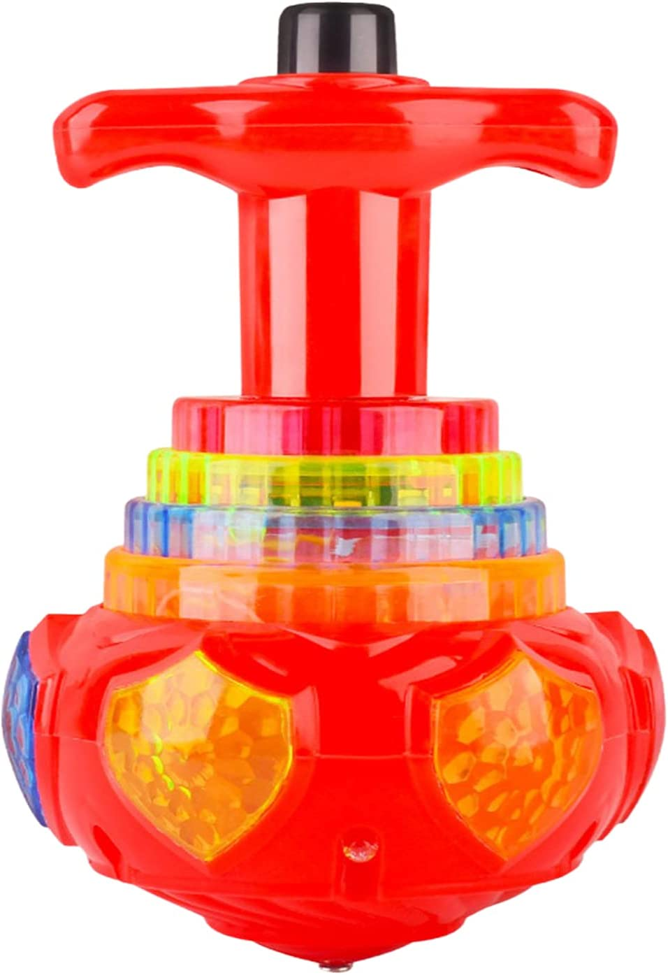 Flowerriver Light Up Toys Spinning for Tops New Free Shipping Kids Ranking TOP5 wi Spinner