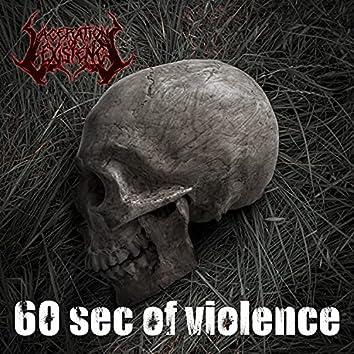 60 sec of violence