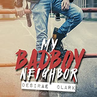 My Bad Boy Neighbor cover art