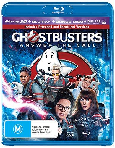 Ghostbusters (2016) (3D) [Edizione: Australia]