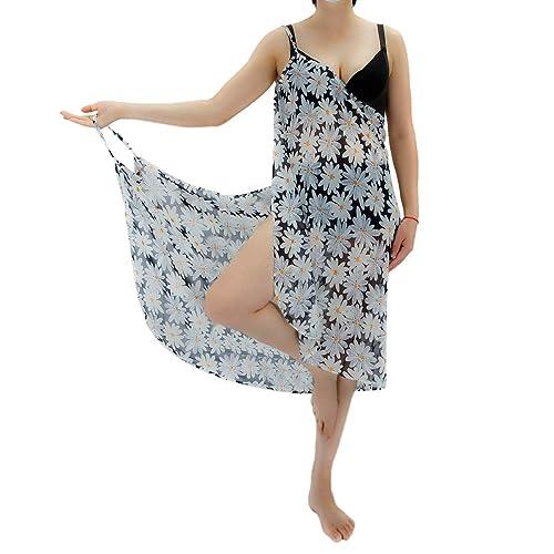 a77363369ef KYEYGWO Bikini Cover Up Dress for Women