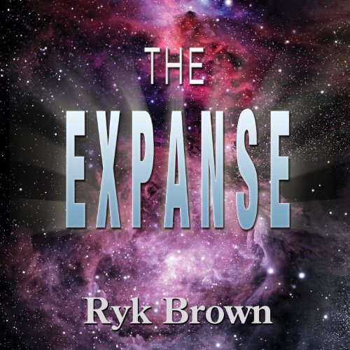 The Expanse audiobook cover art