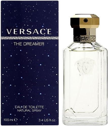 Versace The Dreamer Eau de Toilette for Men, 100ml