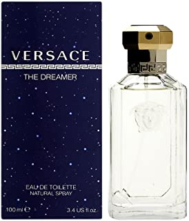 The Dreamer by Versace for Men 3.4 oz Eau de Toilette Spray