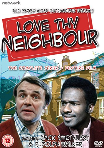 Love Thy Neighbour: The Complete Series [DVD] [UK Import]