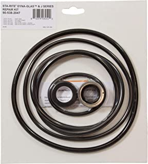 Horizon Spa & Pool Parts Pump O-Ring Kit, Generic Sta-Rite Dyna-Glas/J Series, w/Seal