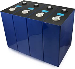 4pcs 3.2V 280AH Lifepo4 Battery Lithium Iron Phosphate Prismatic Cell Solar Cells LiFePO4 Energy Storage System