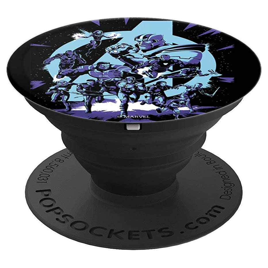 Marvel Avengers Endgame Tonal Team Group Shot Portrait - PopSockets Grip and Stand for Phones and Tablets