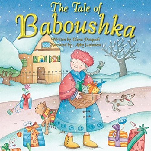 The Tale of Baboushka audiobook cover art