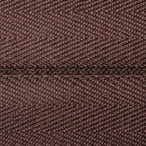 Ruther & Einenkel Teppicheinfassband selbstklebend, Breite 50 mm/Aufmachung 5 m (Marron)