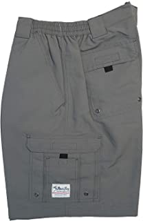 Bimini Bay Outfitters Men's Boca Grande II with BloodGuard Nylon Short (2-Pack)