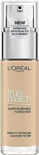 L'Oréal Paris True Match Liquid Foundation 1.5N Linen