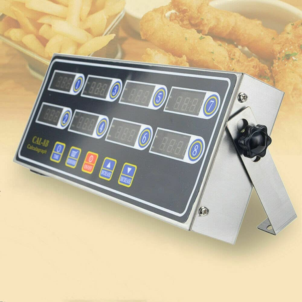 Selling rankings Digital Kitchen Timer Inventory cleanup selling sale Commercial Channels 8 Time