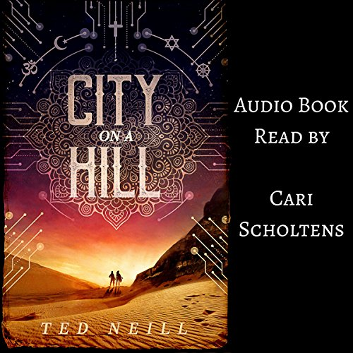 City on a Hill audiobook cover art